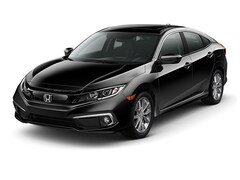 New 2019 Honda Civic EX Sedan in Alcoa, TN