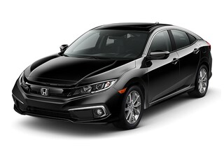 2019 Honda Civic EX Sedan for sale in Columbia, SC