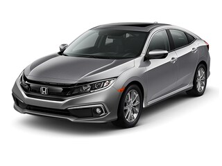 2019 Honda Civic EX Sedan 19XFC1F3XKE208504