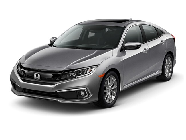 New 2019 Honda Civic EX Sedan for sale in Ames IA