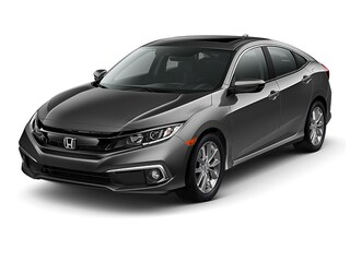 New 2019 Honda Civic EX Sedan Temecula, CA