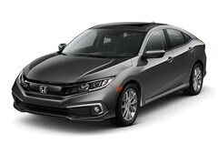 New 2019 Honda Civic EX Sedan 290606H for Sale in Westport, CT, at Honda of Westport