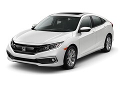 2019 Honda Civic EX CVT Car