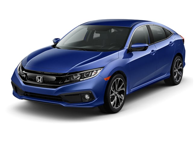New 2019 Honda Civic Sport Sedan in Bloomfield Hills, MI