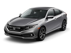 New 2019 Honda Civic Sport Sedan For Sale In Tipp City, OH