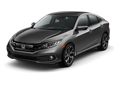 New 2019 Honda Civic Sport Sedan for sale in Charlottesville