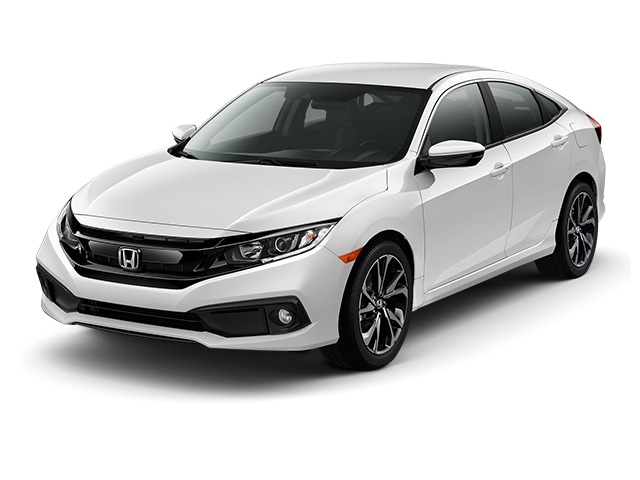 New 2019 Honda Civic Sport For Sale In Morrow Ga Vin