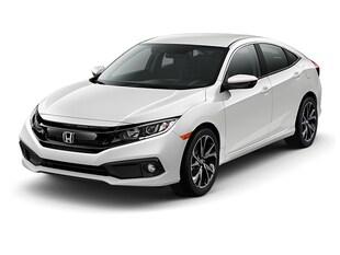 2019 Honda Civic Sport CVT Car