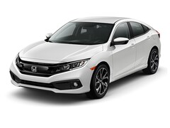 2019 Honda Civic Sport Sedan Ames, IA