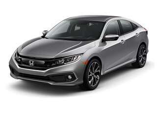 2019 Honda Civic Sport Sedan 2HGFC2E83KH542737