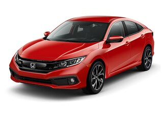 2019 Honda Civic Sport Sedan 2HGFC2E87KH525973