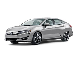 2019 Honda Clarity Plug-In Hybrid Sedan Solar Silver Metallic