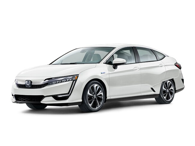 New 2019 Honda Clarity Plug-In Hybrid Touring Sedan continuously variable automatic in Augusta