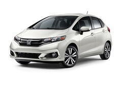 New 2019 Honda Fit EX-L Hatchback 3HGGK5H92KM701889 for sale in Davis, CA