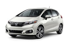 New 2019 Honda Fit EX-L Hatchback 290523H for Sale in Westport, CT, at Honda of Westport