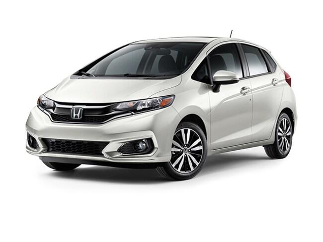 2019 Honda Fit EX-L w/Navi Hatchback