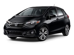 New 2019 Honda Fit EX Hatchback 3HGGK5H80KM705365 for Sale in Elk Grove, CA