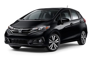 New 2019 Honda Fit EX Hatchback 3HGGK5H8XKM748840 for sale in Chicago, IL
