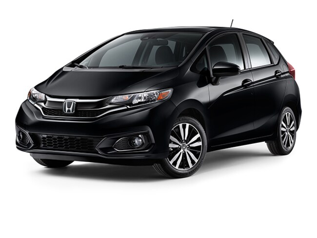 2019 Honda Fit EX CVT Car