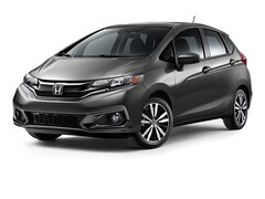 New 2019 Honda Fit EX Hatchback 3HGGK5H87KM704505 for Sale in Clinton Township at Jim Riehl's Friendly Honda
