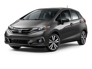 New 2019 Honda Fit EX Hatchback 00H90686 near San Antonio