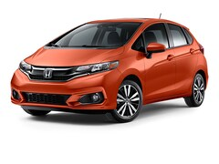 Certified Pre-Owned 2019 Honda Fit EX Hatchback 1910331 for Sale in Springfield, IL, at Honda of Illinois
