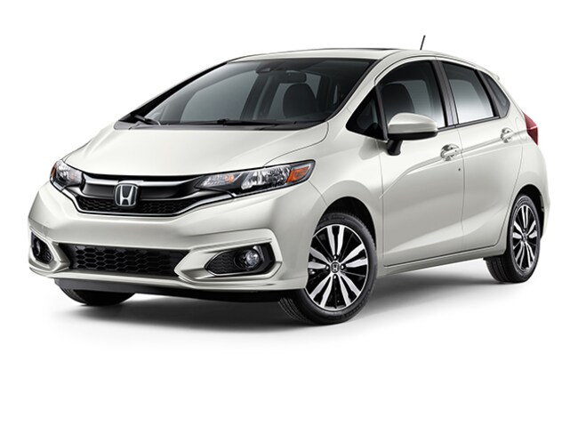 New 2019 Honda Fit Hatchback EX Near Seattle
