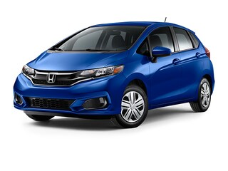 New 2019 Honda Fit LX Hatchback KM752976 for sale near Fort Worth TX