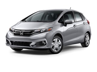 New 2019 Honda Fit LX Hatchback 00H90687 near San Antonio