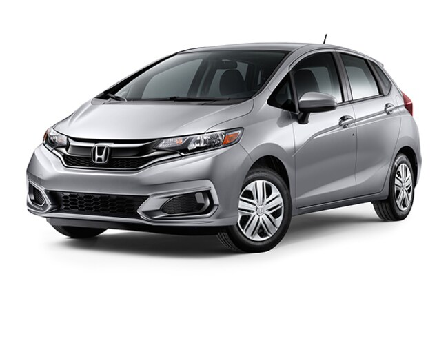 New 2019 Honda Fit LX Hatchback in Honolulu