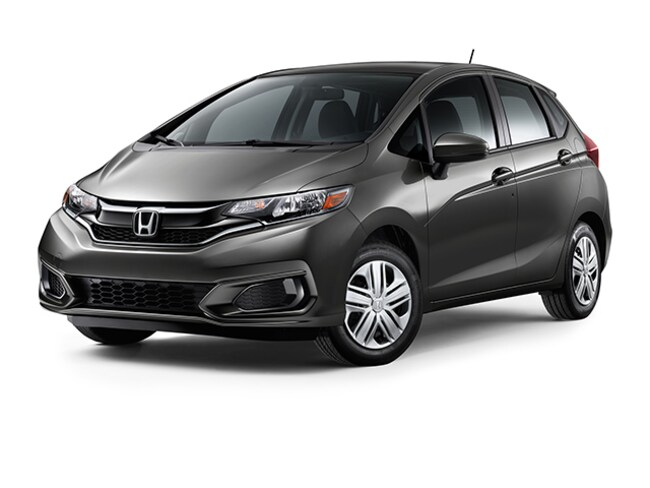 New 2019 Honda Fit LX Hatchback in Hampton, VA