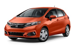 New 2019 Honda Fit LX Hatchback Myrtle Beach, SC