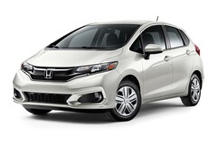 New 2019 Honda Fit LX Hatchback near Dallas