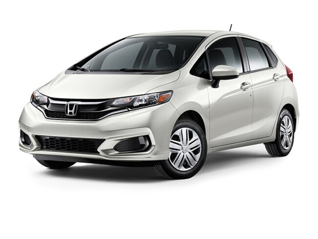 New 2019 Honda Fit LX Hatchback in St Louis, MO