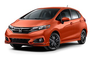 New 2019 Honda Fit Sport Hatchback Temecula, CA