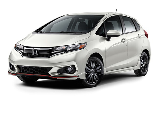 Used 2019 Honda Fit Sport Hatchback Carlsbad, CA