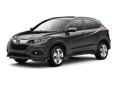 New 2019 Honda HR-V EX-L 2WD SUV in Concord, CA
