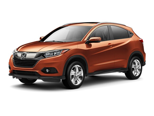 New 2019 Honda HR-V EX-L 2WD SUV for sale in Stockton, CA at Stockton Honda