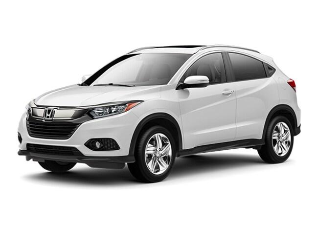 New 2019 Honda HR-V EX-L 2WD SUV in Honolulu