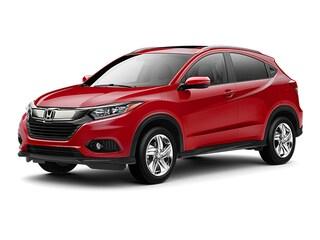 New 2019 Honda HR-V EX-L AWD SUV in Westborough, MA