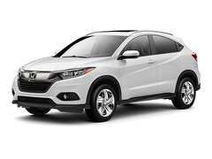 New 2019 Honda HR-V EX-L AWD SUV 19294T for Sale in Springfield, IL, at Honda of Illinois