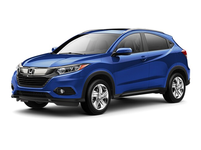 New 2019 Honda HR-V EX AWD SUV for sale in Stockton, CA at Stockton Honda