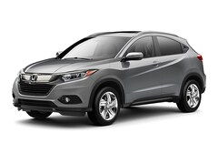 New 2019 Honda HR-V EX AWD SUV 290778H for Sale near Westport, CT, at Honda of Westport