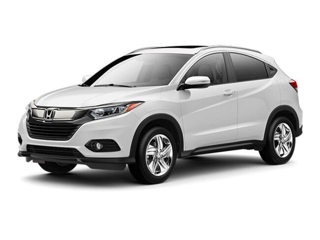 New 2019 Honda HR-V EX AWD SUV continuously variable automatic in Augusta