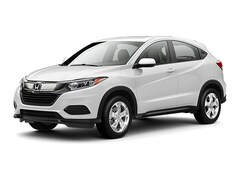 New 2019 Honda HR-V LX 2WD SUV 3CZRU5H37KM702088 in Honolulu