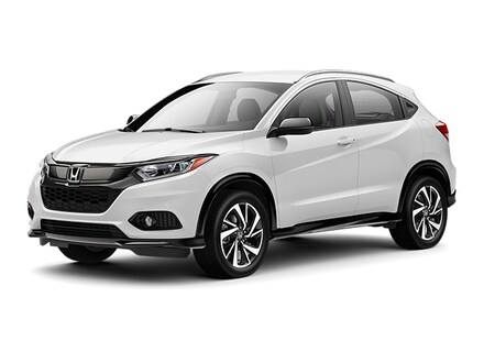 Featured New 2019 Honda HR-V Sport AWD SUV for sale in Medina, OH