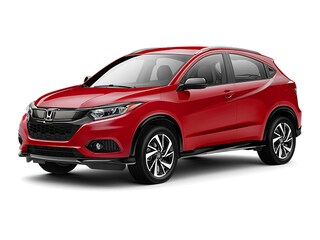 New 2019 Honda HR-V Sport 2WD SUV Houston, TX