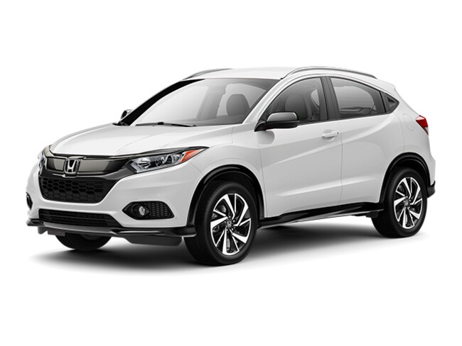 New 2019 Honda HR-V Sport 2WD SUV for sale in Stockton, CA at Stockton Honda