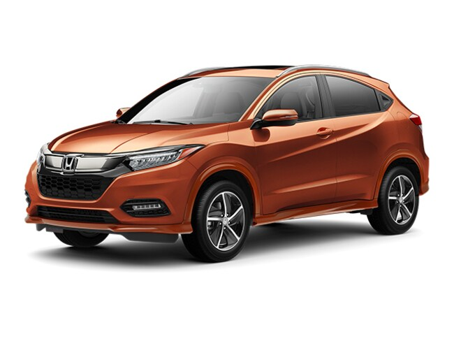 New 2019 Honda HR-V Touring AWD SUV for sale in Ames IA
