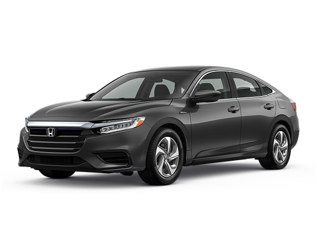 New 2019 Honda Insight EX Sedan Continuously Variable Automatic In Augusta